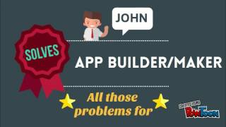 App Builder - Create Your Lifetime Free App Now with Prime App Maker 2017