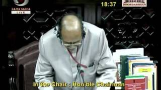 Voting procedure in Rajyasabha ( Part-1)