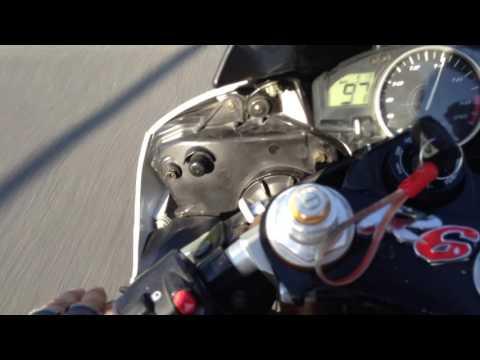 20k Devirlik 2006 Yamaha YZF R6 1.Viteste Kaç Yapar?