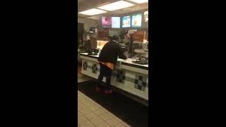 Woman goes off on McDonald
