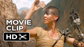 Mad Max: Fury Road Movie CLIP - I Got Unlucky (2015) - Tom Hardy, Charlize Theron Movie HD