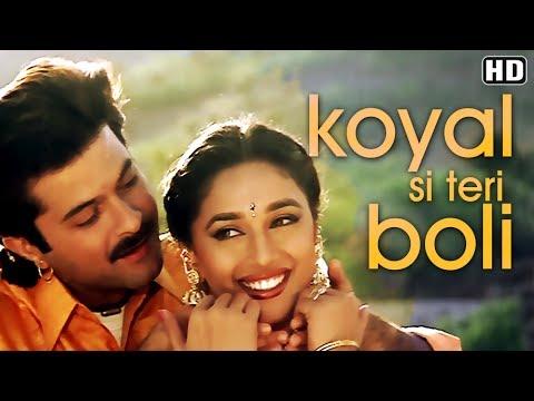 Xxx Mp4 Koyal Si Teri Boli HD Beta Songs Anil Kapoor Madhuri Dixit 90s Romantic Song Full Song 3gp Sex