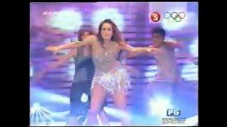 regine tolentino sexy hot dance