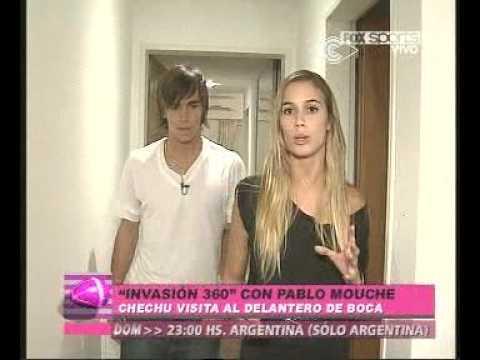 INVASIÓN 360 a Pablo Mouche