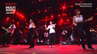 Justin Timberlake  Let The Groove Get In Rock In Rio  Brazil
