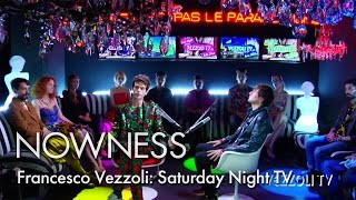 """Francesco Vezzoli: Saturday Night TV"" by Ivan Olita"