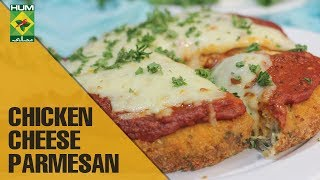 Crispy yet soft Chicken Cheese Parmesan | Lively Weekends | Masala TV Show