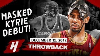 The Game MASKED Kyrie Irving Was Born! EPIC Highlights vs Knicks 2012.12.15 - 41 Pts, MSG SHOW!