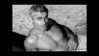 """●{Jeff Chandler}● Sings: *• ♫♭ ♪•* """"The More I See You"""" *• ♫♭ ♪•* Tribute .wmv"""