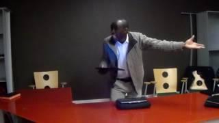 Pasteur Uwambaje Emmanuel yigisha ku