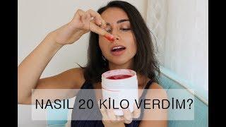 Zayıflamama Yardımcı 5 ŞEY! | Kırmızı Jel, Aspir Yağı