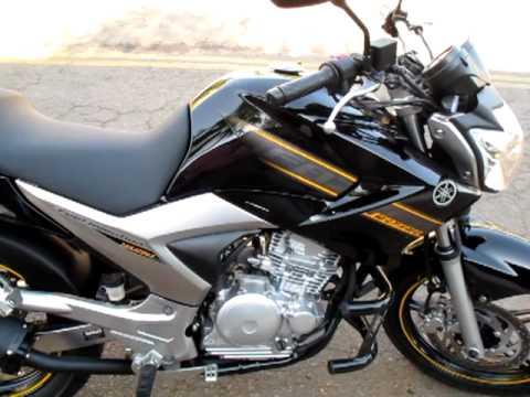 Nova Yamaha Fazer 250 2011 GYN