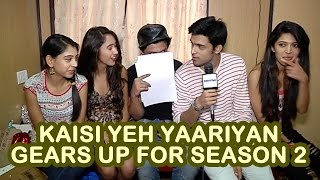Kaisi Yeh Yaariyan gears up for season 2 | Parth's existence in the show not confirmed