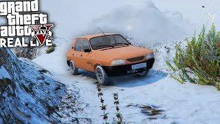 GTA: Real Life | Dacia 1310 pe Chiliad Iarna!