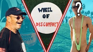WE DARE YOU TO PLAY THIS GAME (Wheel of Discomfort)