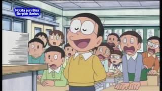 Doraemon bahasa Indonesia Nobita pun bisa berpikir serius