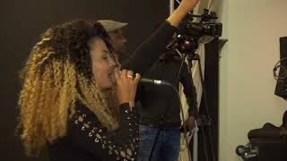 Semhar Yohannes Performs Live in Frankfurt Germany 2018 (New Year Eve)