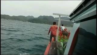 jalan laut dari aceh ke Malaysia