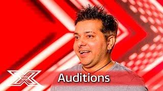 Emran Ihtisham sings Zayn's Pillowtalk | Auditions Week 4 | The X Factor UK 2016