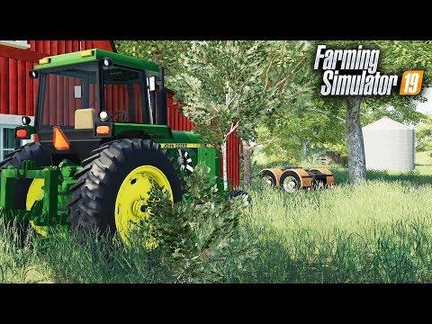 Xxx Mp4 FS19 OLD BARN FINDS ON AN ABANDONED FARM PETERBILT 2ND GEN DODGE Amp MORE 3gp Sex