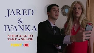 Jared Kushner and Ivanka Trump Struggle To Take A Selfie