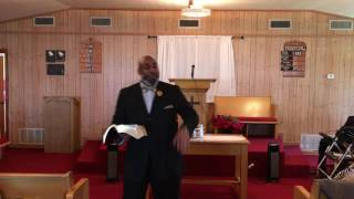 Bro. Antron Patton- If God Is For Us, Who Can Be Against Us? (Romans 8:31-39)