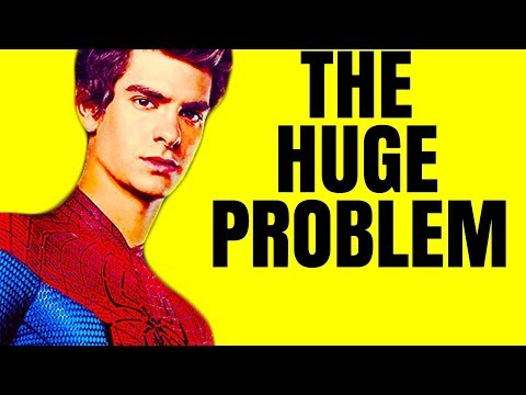The Problem With Andrew Garfield s Spider Man