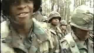 Basic Training, Fort Jackson, 1988, 1 of 3