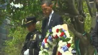 Obama at Ground Zero