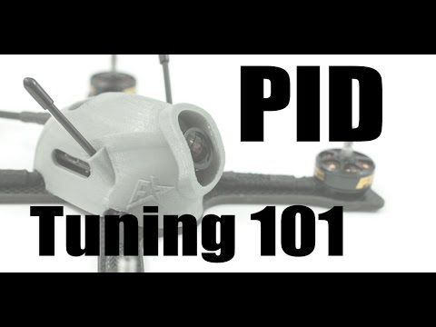 How to tune PIDs