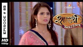 Shastri Sisters - शास्त्री सिस्टर्स - 27th October 2014 - Full Episode (HD)