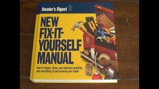 Reader's Digest: Fix-It-Yourself Manual
