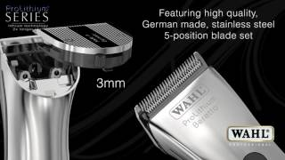 Wahl Beretto Pro-Lithium 4212 Kablolu-Kablosuz Saç Kesme Makinesi
