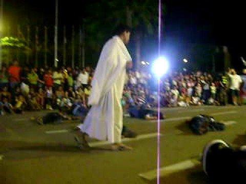 el señor de la noche drama cristiano