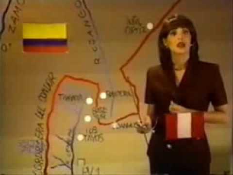 Guerra del Cenepa Perú Ecuador 2 de 5