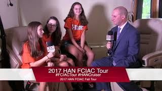 HAN FCIAC Fall Sports Tour 2017: Stamford girls cross country