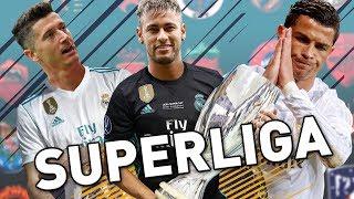 ⭐ Real Madrid dos SONHOS na SUPERLIGA MUNDIAL 🌍 | FIFA 18 Experimentos