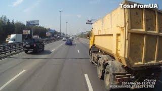 RUSSIA Car CRASH Compilation May 2014 NEW!