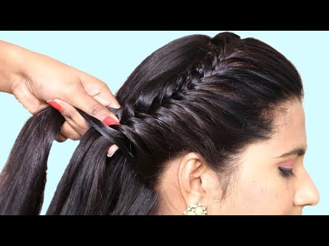 Xxx Mp4 How To Do Braided Hairstyles For Long Hair Easy Hairstyles For Girls Party Wedding Hairstyles 3gp Sex