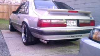 1991 mustang foxbody e303 cam