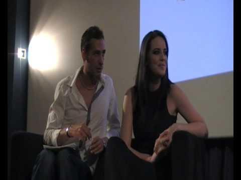 Conferenza stampa con Michelle Ryan New Bionic Woman Telefilm Festival 6 Part 1