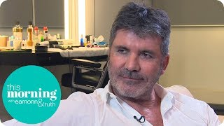Simon Cowell Reveals He Thought He Died After His Big 'Fall' | This Morning