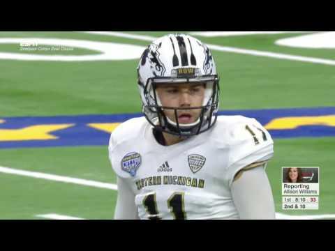 2017 Cotton Bowl Western Michigan vs Wisconsin Jan 2 2017 FULL GAME