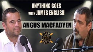 Actor Angus MacFadyen Talks About His Acting Career