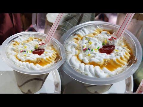 Xxx Mp4 Protein Shake At Hussainabad Street Food Karachi Pakistan LOADED Dry Fruit Milkshake 3gp Sex