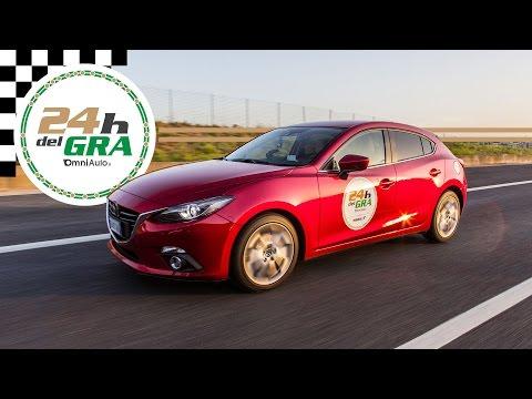 Mazda 3 1.5 diesel La nostra 24 Ore del GRA