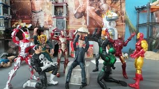 Justice Assembled Episode 14 Preview!! MARVEL/ DC STOP MOTION ...