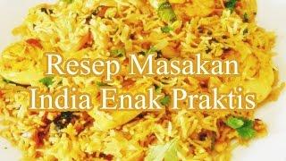 Resep Masakan India Enak Praktis