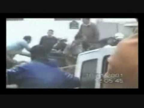 Les inondations de Bab El Oued Alger en 2001 1ère partie