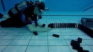 Underwater Domino